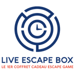 Logo de l'offre Live Escape Box